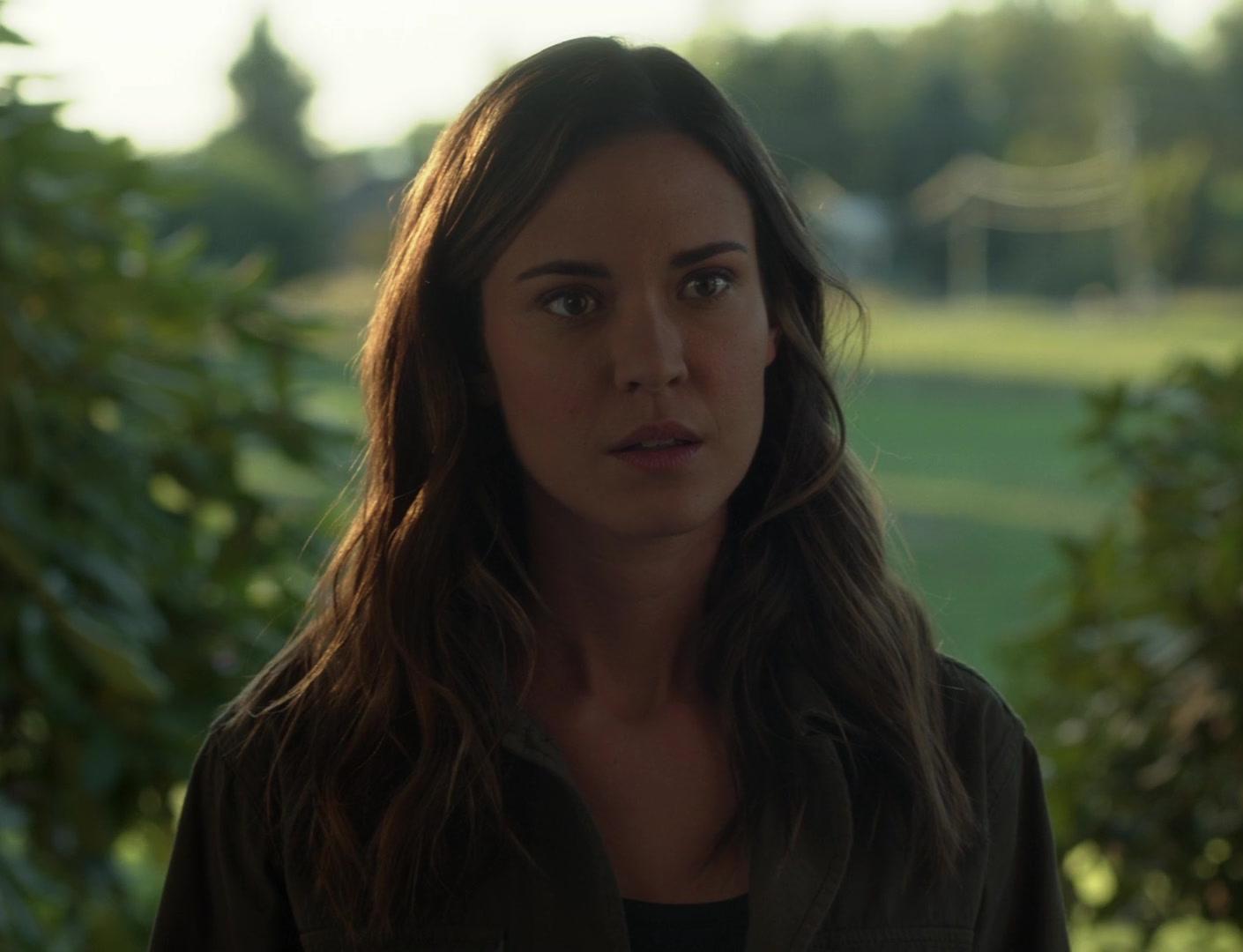 Samantha Arias (Arrowverse: Earth-38)