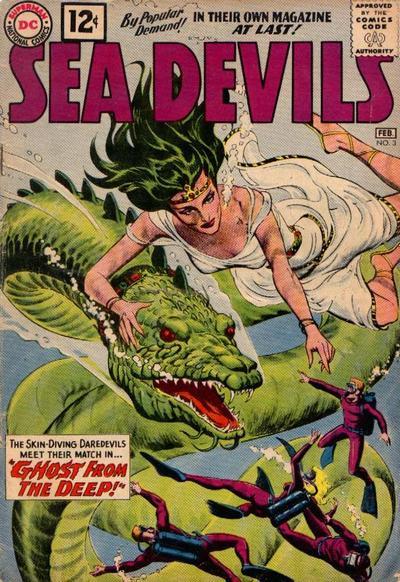 Sea Devils Vol 1 3
