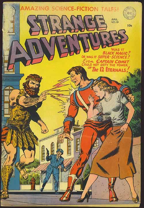 Strange Adventures Vol 1 19