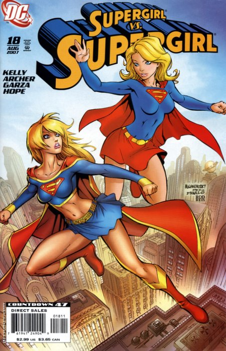 Supergirl Vol 5 18