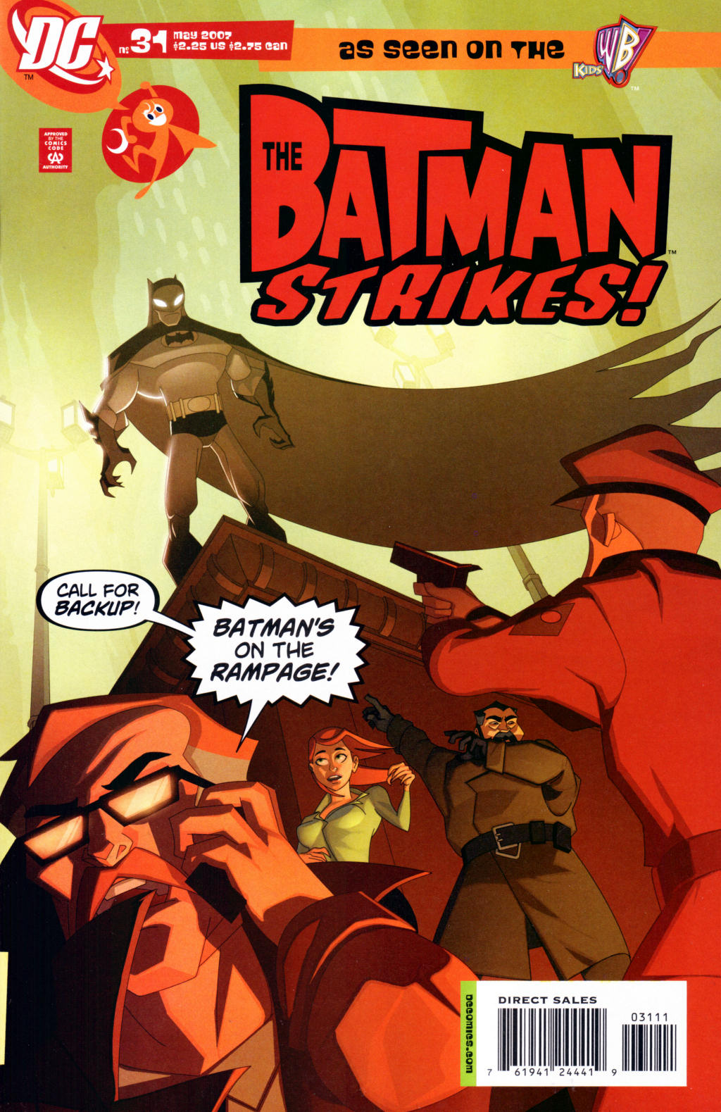 The Batman Strikes! Vol 1 31