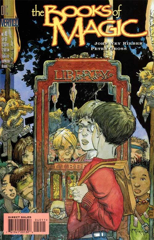 The Books of Magic Vol 2 40