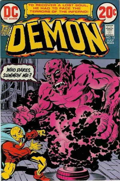 The Demon Vol 1 10