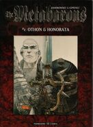 The Metabarons Othon and Honorata