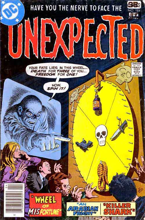 The Unexpected Vol 1 184