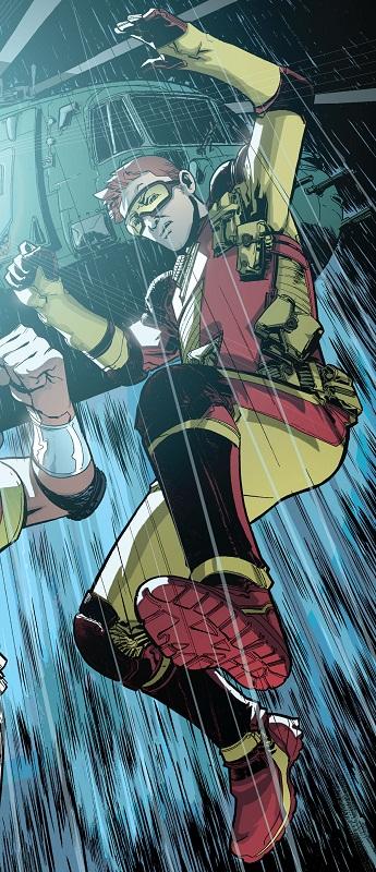 Wally West (Earth-1)