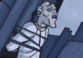 Alfred Pennyworth Hush Beyond 0001