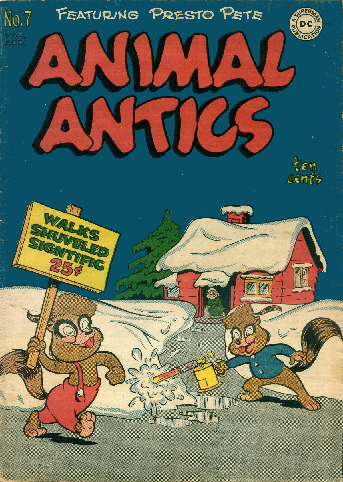 Animal Antics Vol 1 7