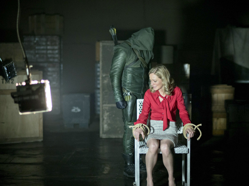 Arrow (TV Series) Episode: Darkness on the Edge of Town