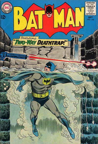 Batman Vol 1 166