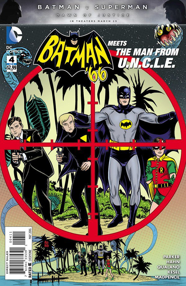 Batman '66 Meets the Man from U.N.C.L.E. Vol 1 4