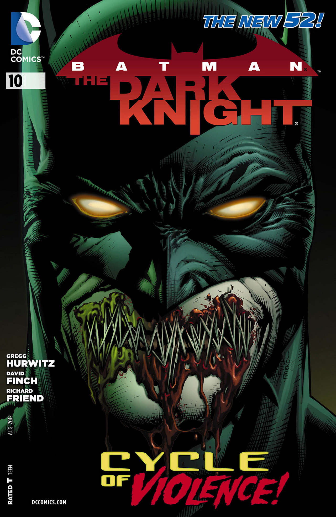Batman: The Dark Knight Vol 2 10