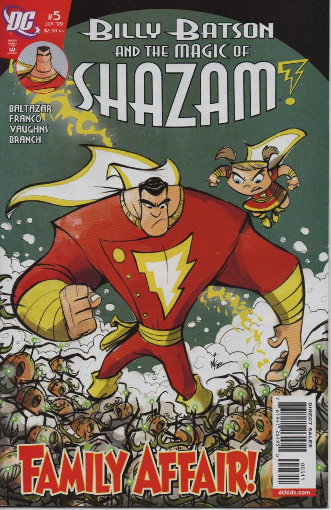 Billy Batson and the Magic of Shazam! Vol 1 5