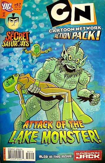 Cartoon Network Action Pack Vol 1 47