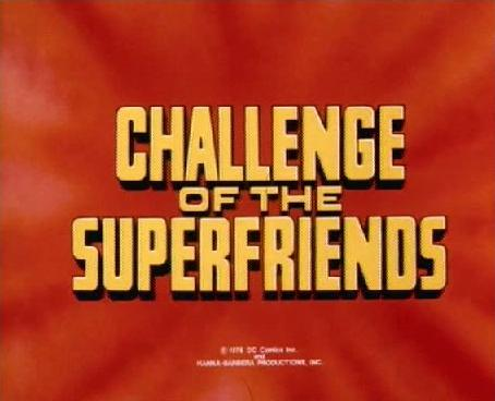Super Friends (TV Series) Episode: Conquerors of the Future