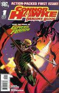 Connor Hawke - Dragon's Blood 1