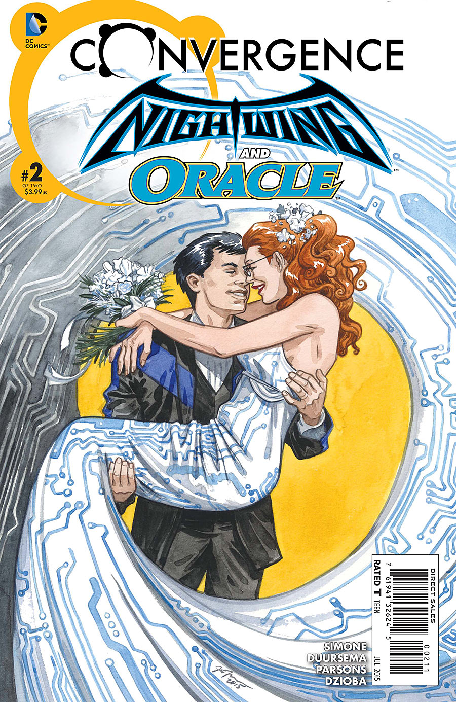 Convergence: Nightwing/Oracle Vol 1 2