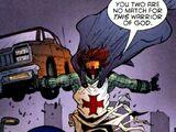 Crusader (New Earth)