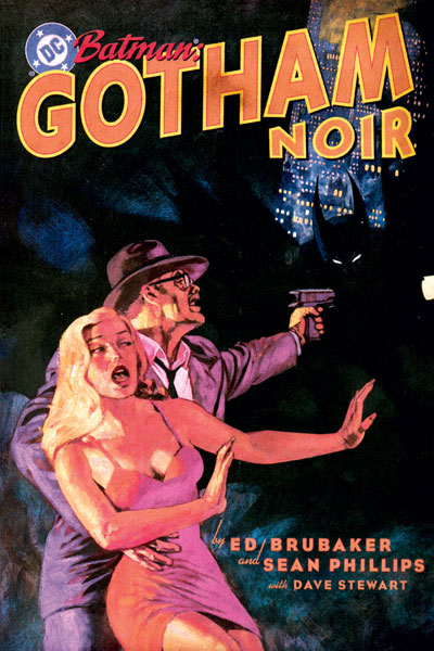 DC Comics Presents: Batman - Gotham Noir Vol 1 1