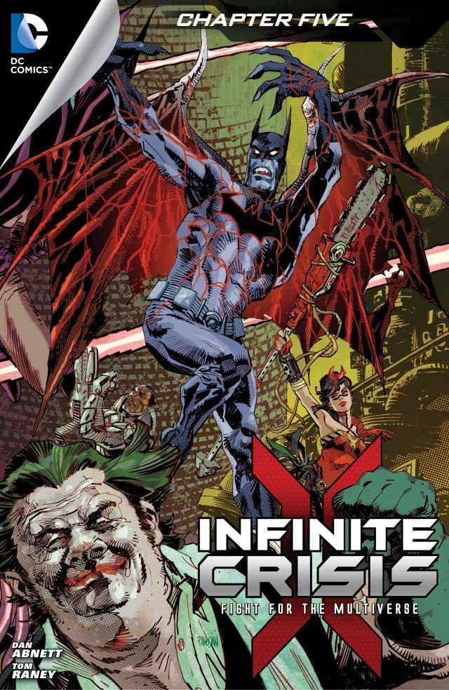 Infinite Crisis: Fight for the Multiverse Vol 1 5 (Digital)
