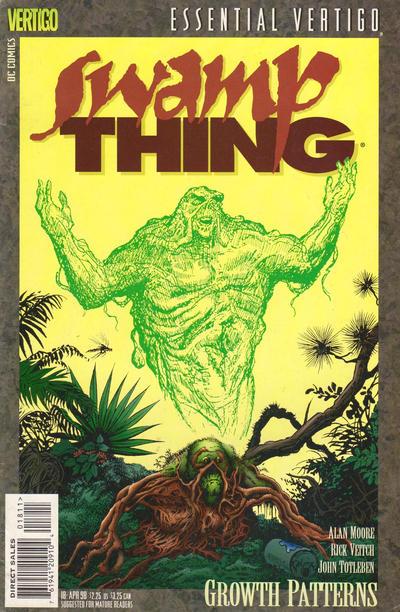 Essential Vertigo: Swamp Thing Vol 1 18