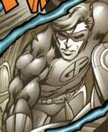 Geo-Force Superboy's Legion 001