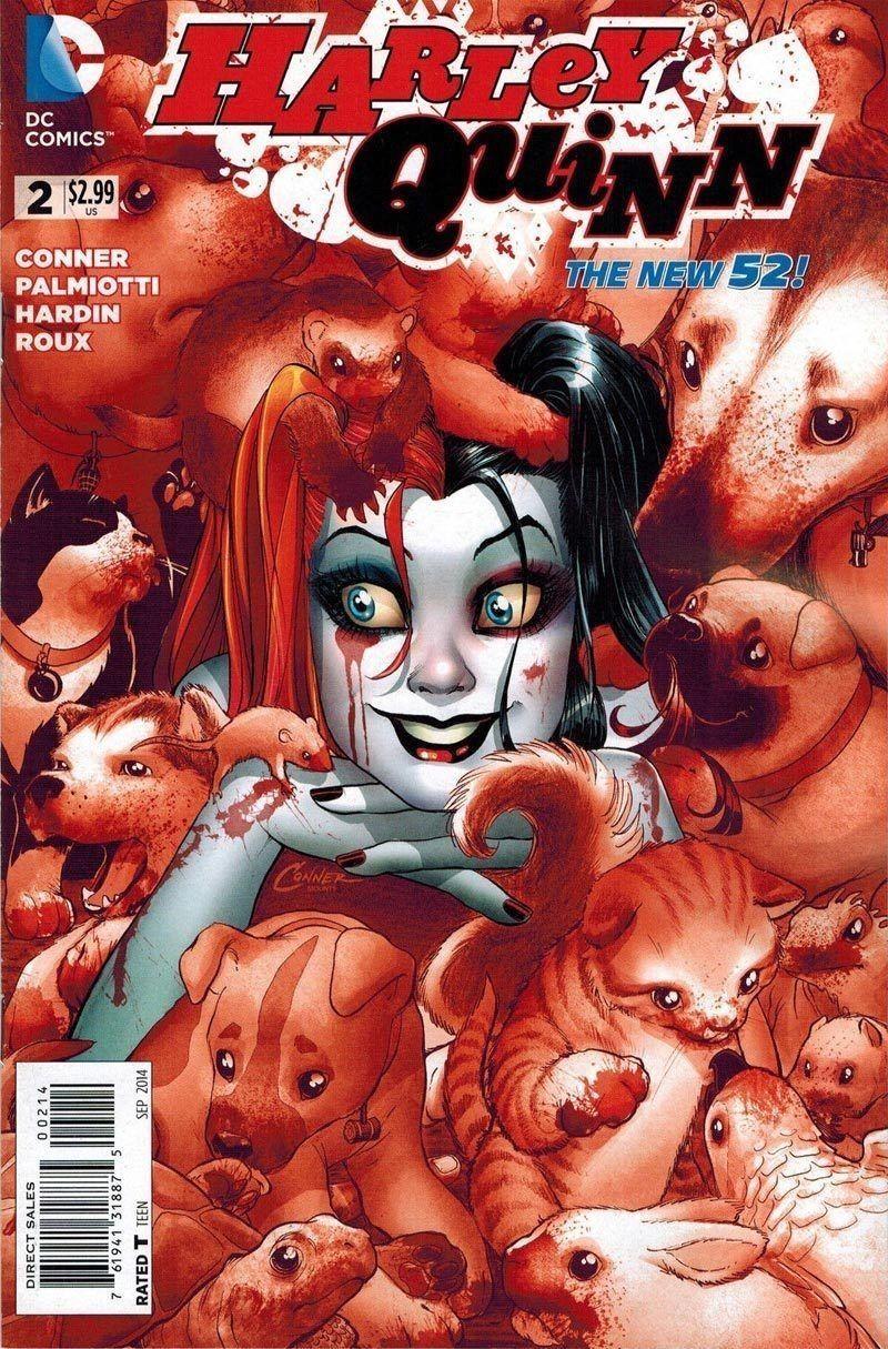Harley Quinn Vol 2 2 4th Printing.jpg