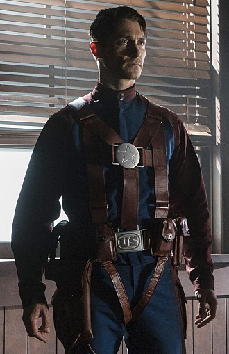 Henry Heywood (Arrowverse)