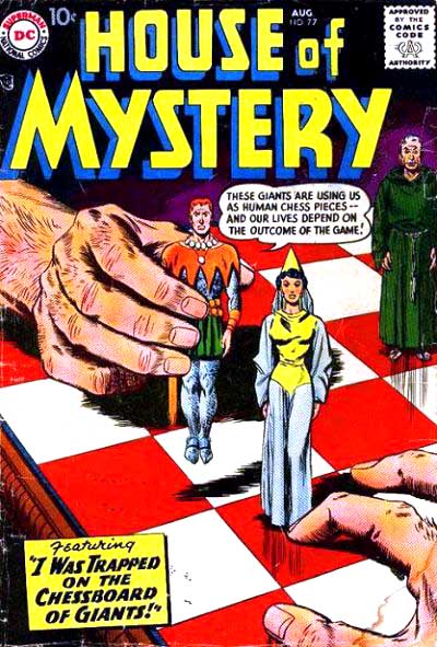 House of Mystery Vol 1 77