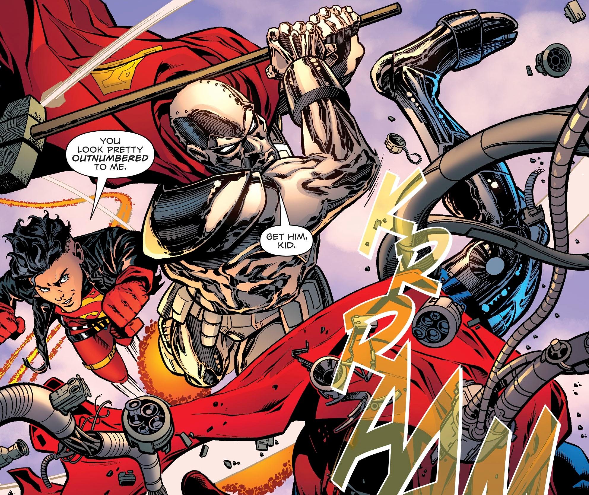 John Henry Irons (Dark Multiverse: Death of Superman)