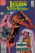 Legion of Super-Heroes v.2 343
