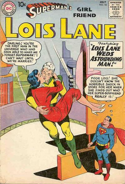 Superman's Girl Friend, Lois Lane Vol 1 18