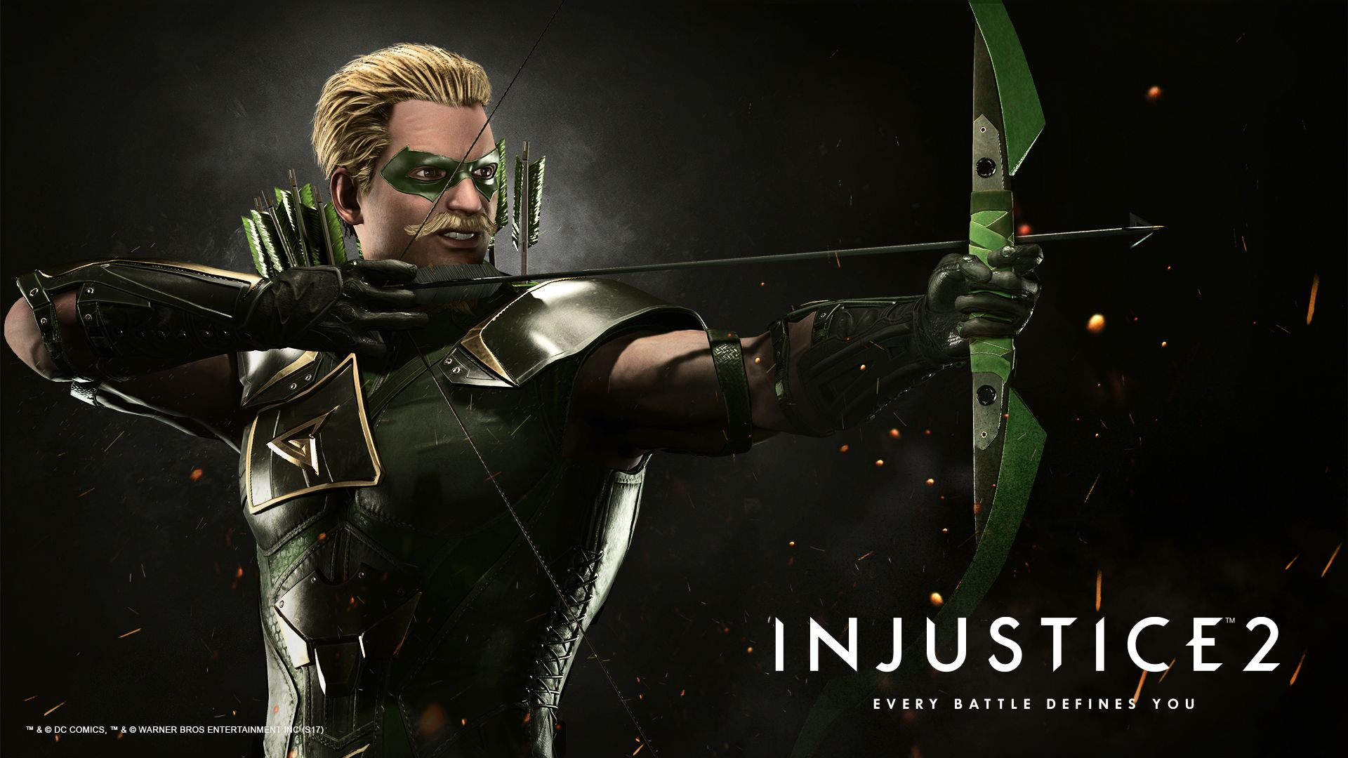 Oliver Queen (Injustice: Fall of the Gods)
