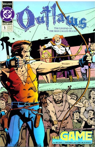 Outlaws Vol 1 5