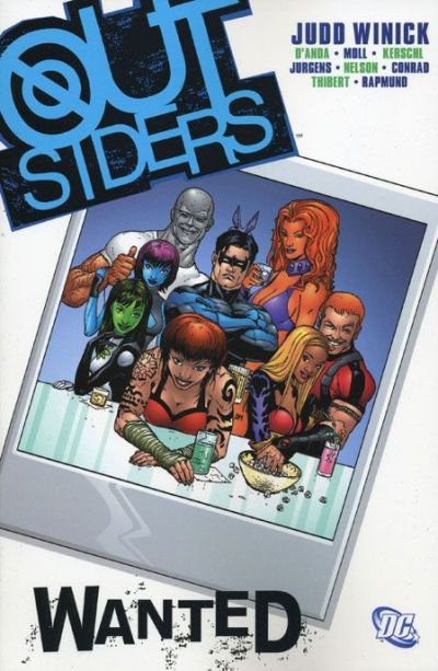 Outsiders: Wanted (Collected)