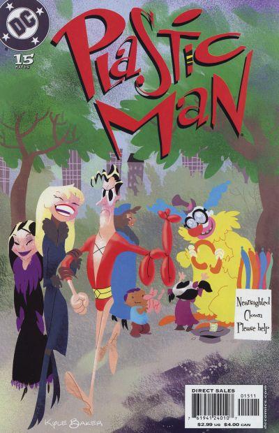 Plastic Man Vol 4 15
