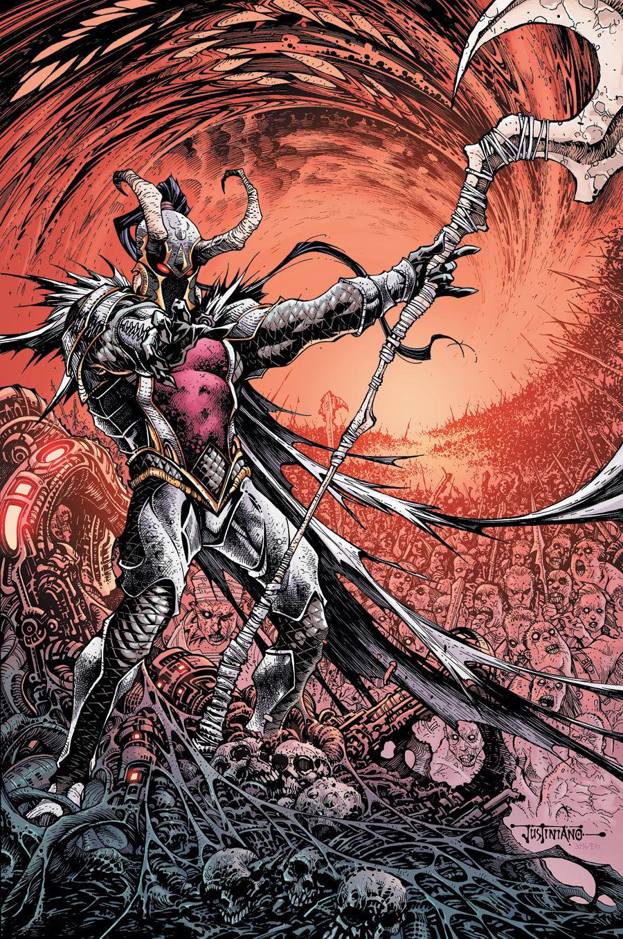 Satanus (New Earth)