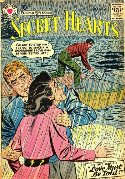 Secret Hearts Vol 1 40
