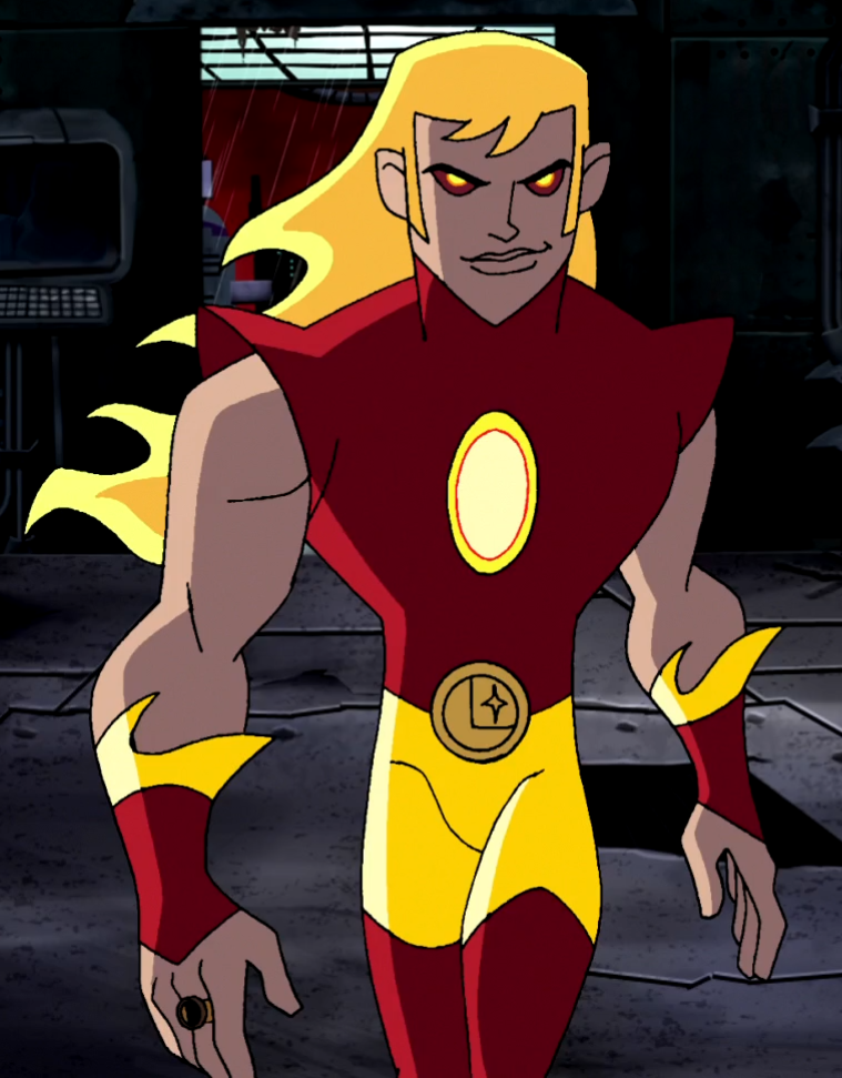 Dirk Morgna (Legion of Super-Heroes TV Series)