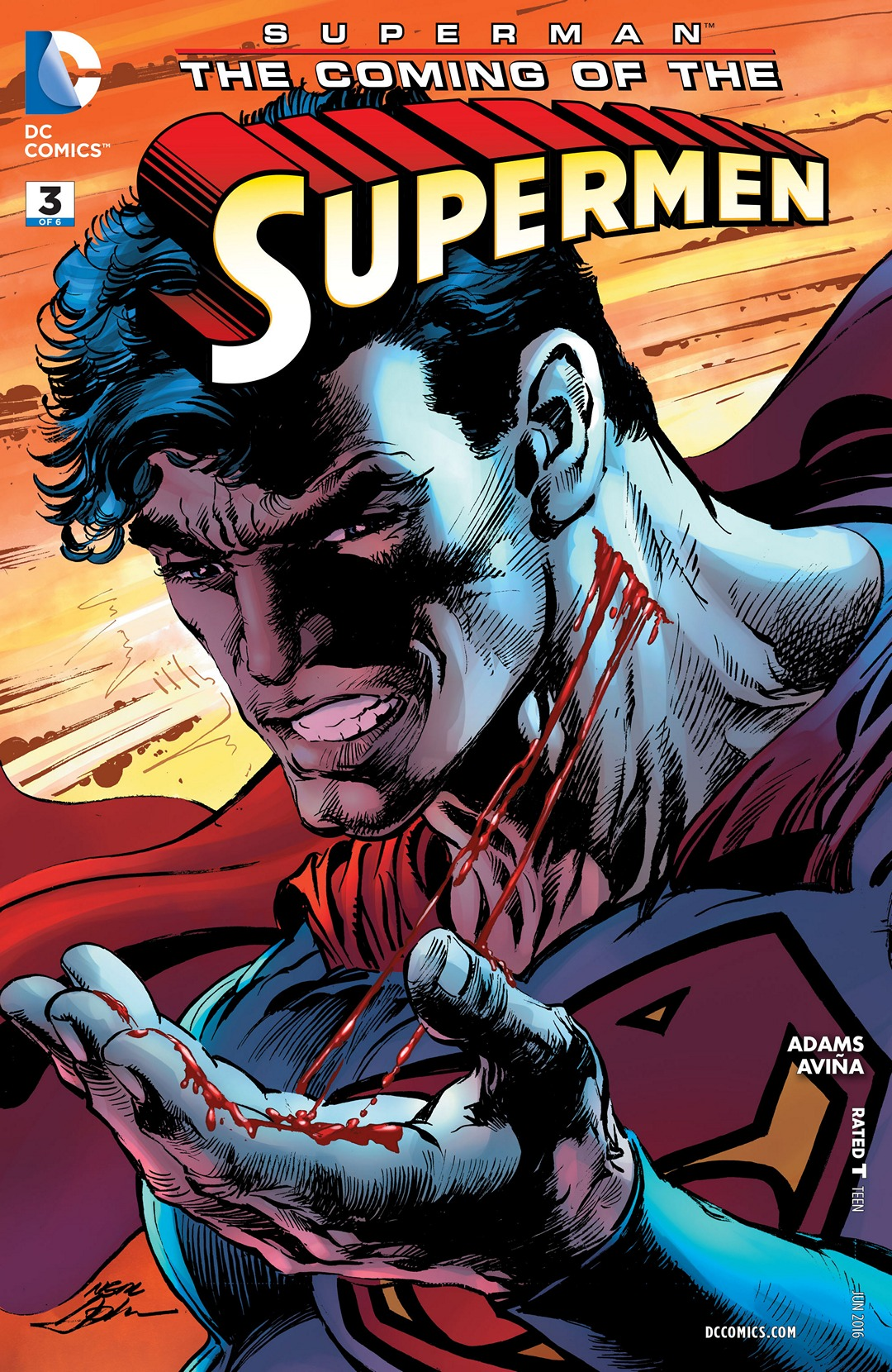 Superman: The Coming of the Supermen Vol 1 3