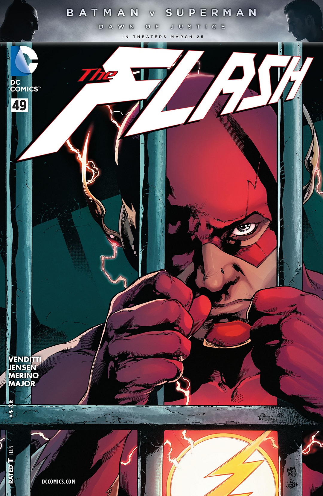 The Flash Vol 4 49