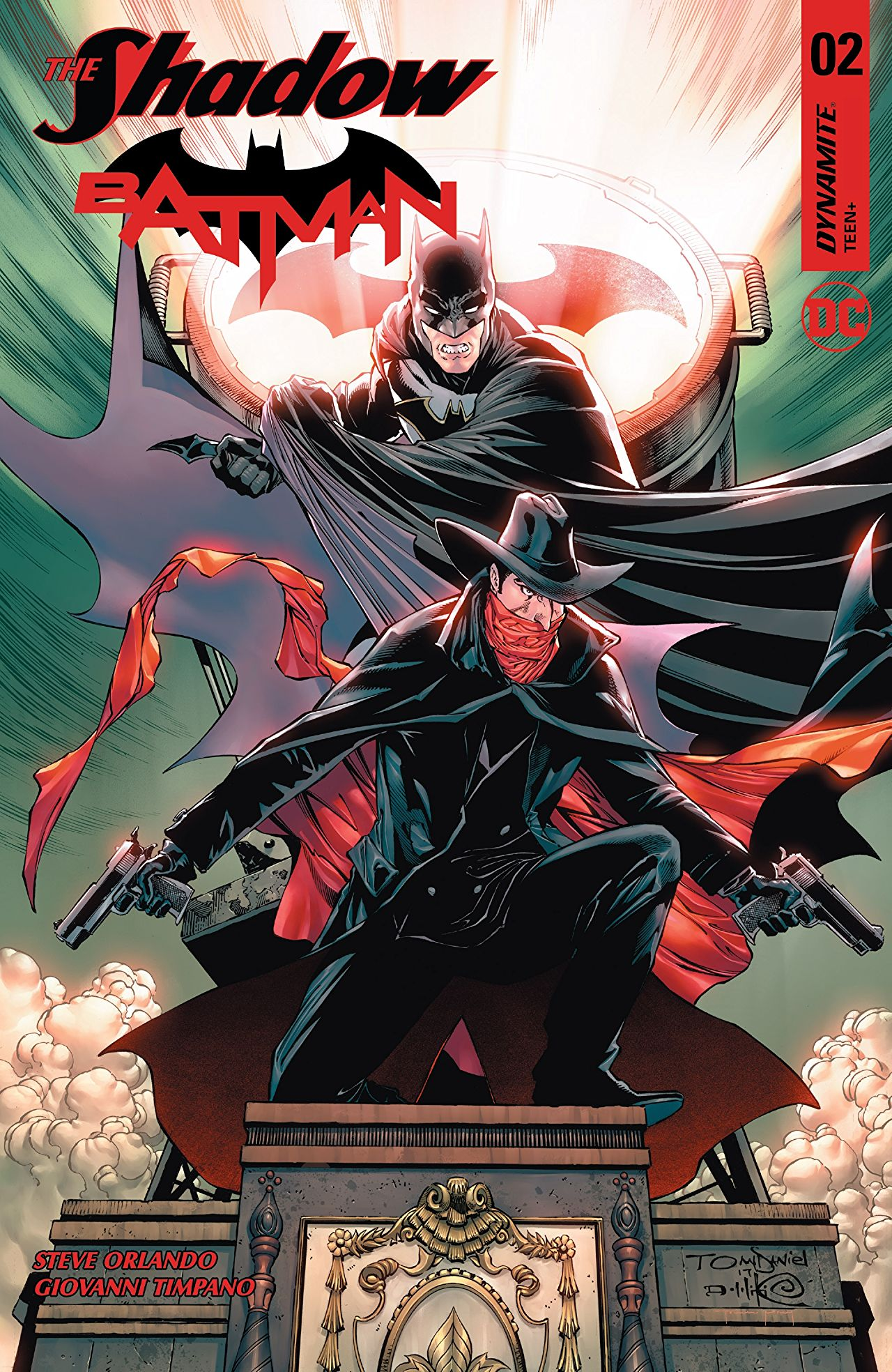 The Shadow/Batman Vol 1 2