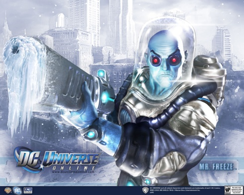 Victor Fries (DC Universe Online)