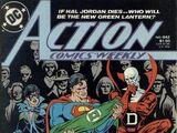 Action Comics Vol 1 642