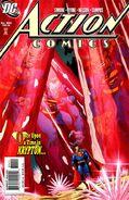 Action Comics Vol 1 834