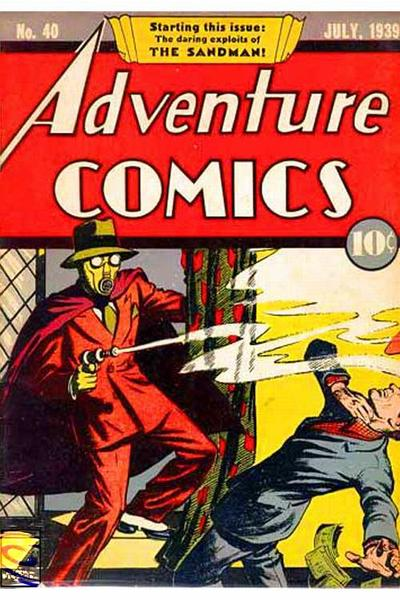Adventure Comics Vol 1 40
