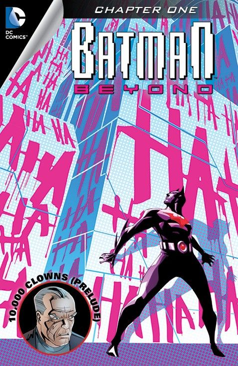 Batman Beyond Vol 1 (Digital)