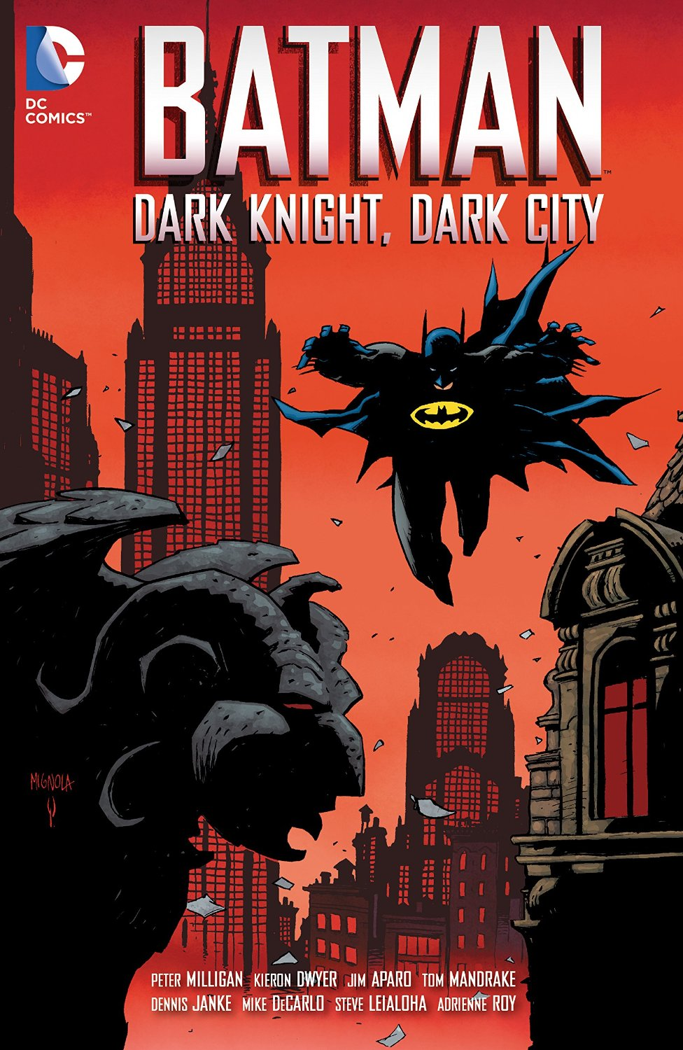 Batman: Dark Knight, Dark City (Collected)