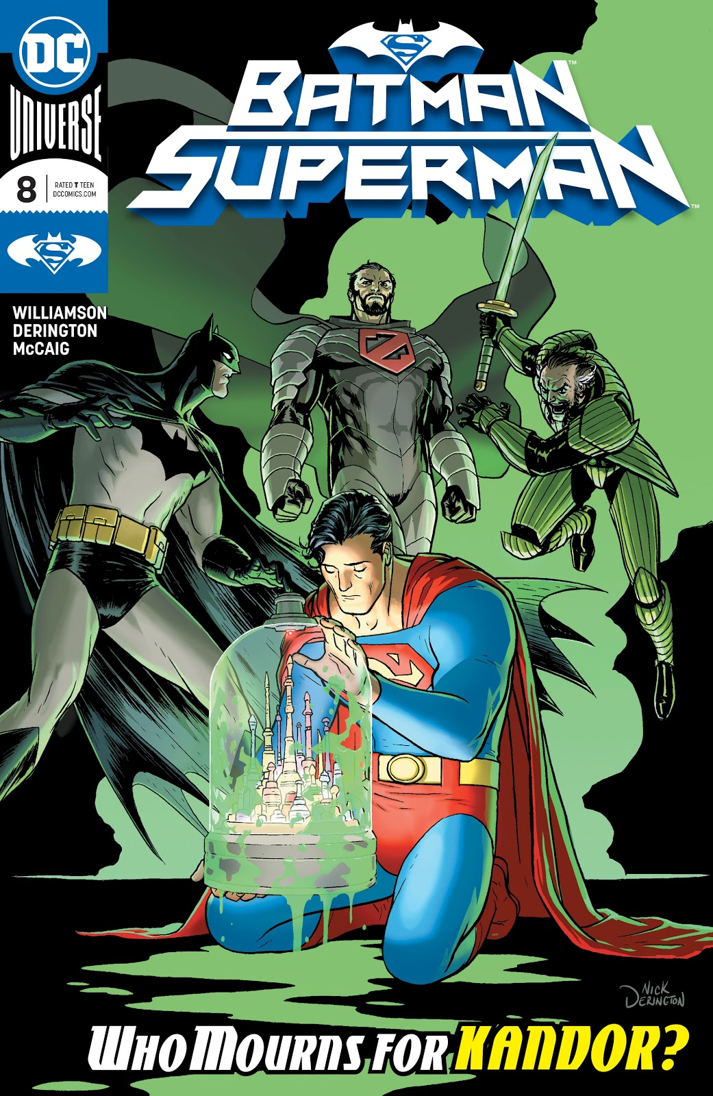 Batman/Superman Vol 2 8