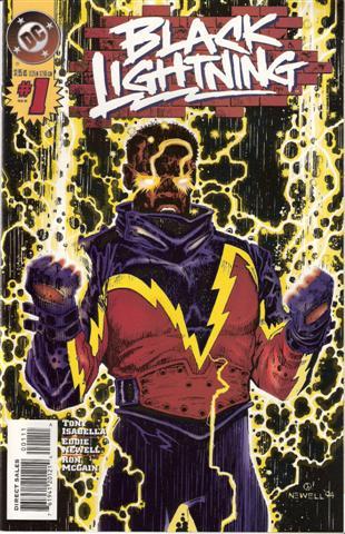 Black Lightning Vol 2 1